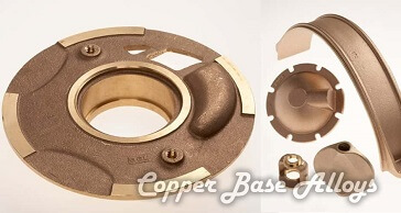 COPPER BASE ALLOY CASTING