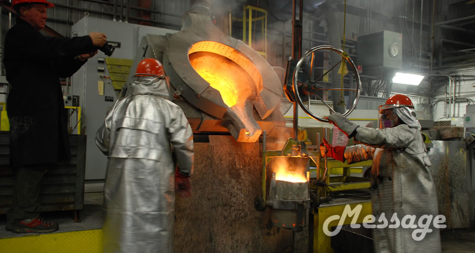 Best Sand Casting Foundry